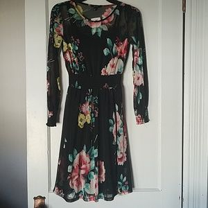 Adorable flower dress
